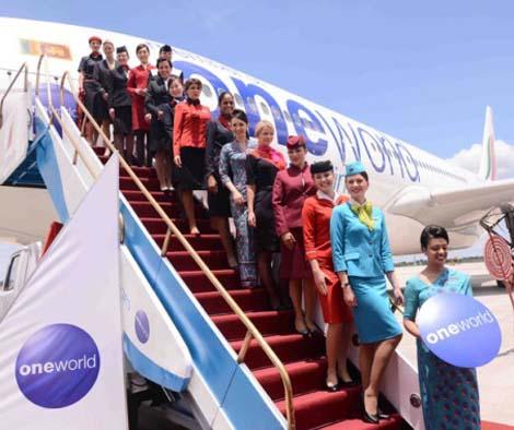 ポイントで無料旅行! oneworld3 ワンワールド加盟のJALでハワイに行こう♪ アライアンス