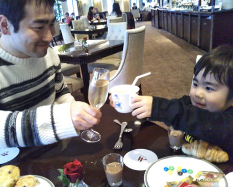 ポイントで無料旅行! nagoyaM38-e1524548794932 【裏ワザ!】SPGホテルのクラブラウンジに入る方法 SPGアメックスカードについて