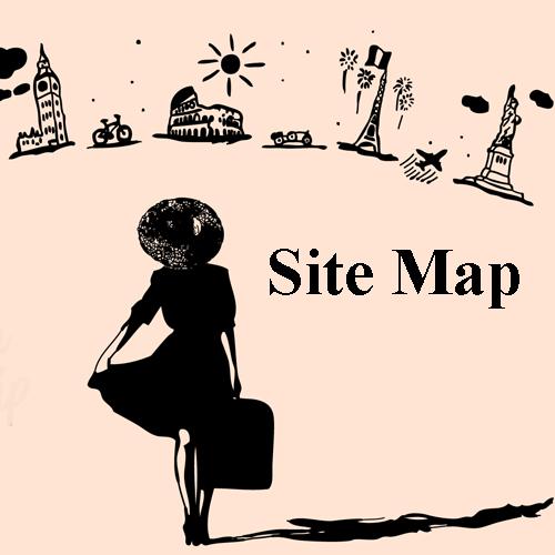 ポイントで無料旅行! Site-Map サイトマップ サイトマップ