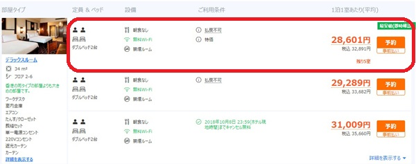 ポイントで無料旅行! ディズニーロッジ(Trip.com) 10月に香港ディズニーランド旅行!本来は約120万のところ、かかった料金はほぼ無料♪その秘密! 香港旅行