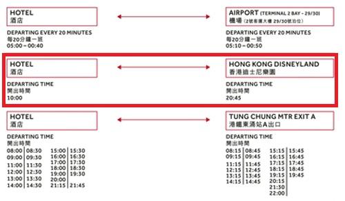 ポイントで無料旅行! アクセス時間(ディズニー) 香港の旅行記|香港スカイシティマリオットホテルにSPGアメックスで無料宿泊!・部屋とアクセス編 香港旅行