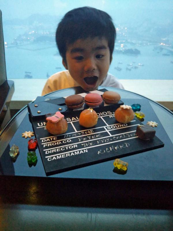 ポイントで無料旅行! ウェルカムマカロン2 香港の旅行記|リッツカールトン香港にSPGアメックスで無料宿泊! 香港旅行