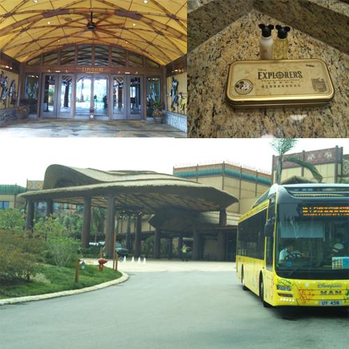 ポイントで無料旅行! エクスプローラーズロッジ写真 香港の旅行記|香港ディズニーエクスプローラーズ ロッジに宿泊! 香港旅行