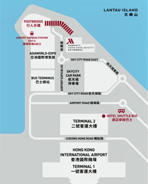 ポイントで無料旅行! Shuttle-Bus-Schedule-and-Vicinity-Map-1-1 香港の旅行記|香港スカイシティマリオットホテルにSPGアメックスで無料宿泊!・部屋とアクセス編 香港旅行