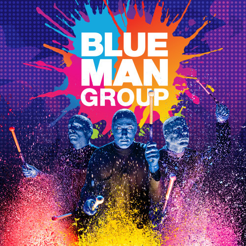 ポイントで無料旅行! blue-man-show- ラスベガスはカジノだけじゃない!ショーもおすすめ!見逃せないショー6選! ラスベガス旅行