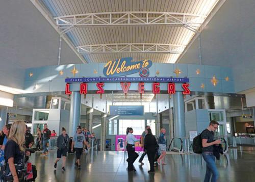 ポイントで無料旅行! 空港 ラスベガスの治安|イメージよりは安全!ですが、危険な場所にはいかないように! ラスベガス旅行の詳細