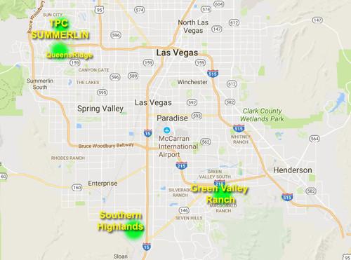 ポイントで無料旅行! Best-neighborhoods-in-Las-Vegas-NV ラスベガスで便利なエリアで絶対泊まりたいホテルを選ぼう! ラスベガス旅行の詳細