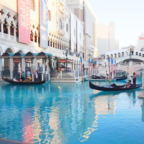 ポイントで無料旅行! The-Venetian-Las-Vegas ラスベガスでイタリアのベニスを楽しめる!ベネチアンホテルもオススメ! ラスベガス旅行の詳細
