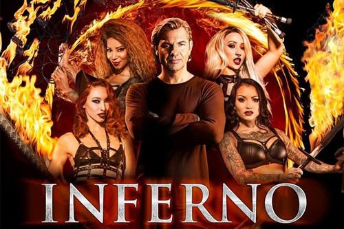 ポイントで無料旅行! inferno_show パリもラスベガスにある!テーマホテルのパリスラスベガス ラスベガス旅行