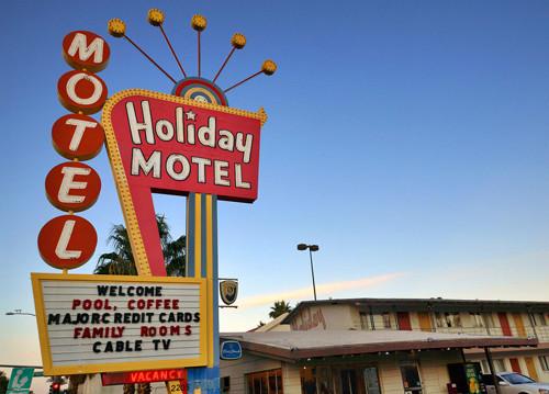 ポイントで無料旅行! las-vegas-motels-on-the-strip ラスベガスで便利なエリアで絶対泊まりたいホテルを選ぼう! ラスベガス旅行の詳細