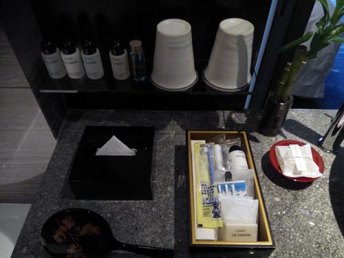 ポイントで無料旅行! アメニティ 京都の人気な高級ホテルに宿泊ならSPGアメックス!『翠嵐』がおすすめ 京都旅行