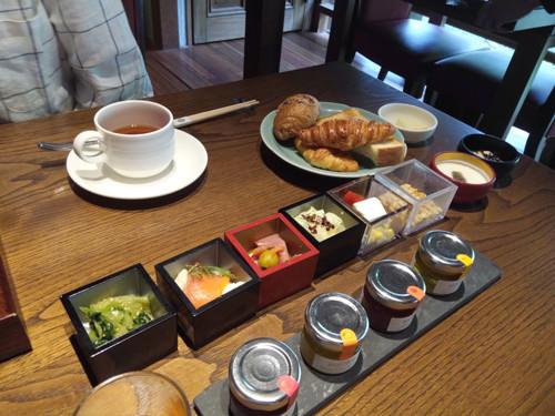 ポイントで無料旅行! 前菜 京都の人気な高級ホテルに宿泊ならSPGアメックス!『翠嵐』がおすすめ 京都旅行