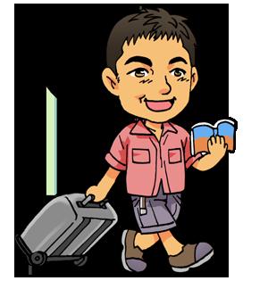 ポイントで無料旅行! Muraoka様 Tポイント、楽天ポイント、ポイントサイト等を積極的に利用|ポイントをたくさん貯めよう 無料メール講座