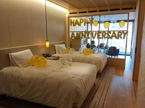 ポイントで無料旅行! bedroom リッツカールトン日光の宿泊記~値段は高いけれど無料で宿泊できました~|日光でおすすめのホテル 日光旅行